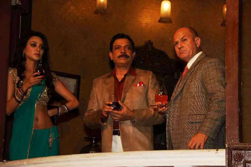 Vedita Pratap Singh and Govind Namdeo